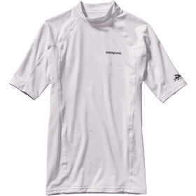 Patagonia R0 Top Men white w/feather grey